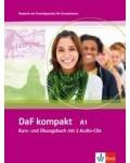 DAF KOMPAKT KURS UND UBUNGSBUCH + AUDIO CDS