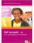 DAF KOMPAKT A2 KURS UND UBUNGSBUCH + AUDIO CDS