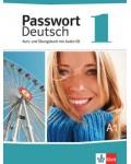 PASSWORT DEUTSCH 1 KURS UND UBUNGSBUCH MIT AUDIO CD A1