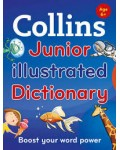 COLLINS JUNIOR ILLUSTRATED DICTIONARY AGE 6+