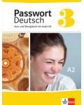 PASSWORT DEUTSCH 3 KURS UND UBUNGSBUCH MIT AUDIO CD A2