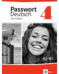 PASSWORT DEUTSCH 4 KURS UND UBUNGSBUCH MIT AUDIO CD A2 - B1