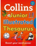 COLLINS JUNIOR ILLUSTRATED THESAURUES AGE 6+