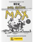 DER GRUNE MAX 1 NEU LIBRO DE EJERCICIOS + CD A1