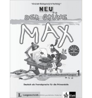DER GRUNE MAX 1 NEU GUIA DEL PROFESOR A1