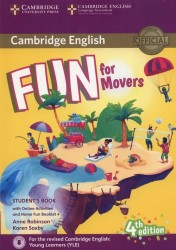 Fun for Movers Student's + Online...