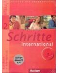 SCHRITTE INTERNATIONAL A1/2 KURSBUCH+ARBEITSBUCH