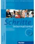 SCHRITTE INTERNATIONAL B1/1 KURSBUCH+ARBEITSBUCH (+CD)