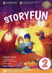 Storyfun for Starter 2 Student +...