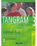 TANGRAM AKTUELL 3 LEKTION 5-8 KURSBUCH+ARBEITSBUCH