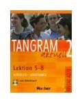 TANGRAM AKTUELL 2 LEKTION 5-8 KURSBUCH+ARBEITSBUCH