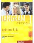 TANGRAM AKTUELL 1 LEKTION 5-8 KURSBUCH+ARBEITSBUCH