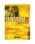 TANGRAM AKTUELL 1 LEKTION 1-4 KURSBUCH+ARBEITSBUCH