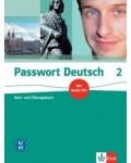 PASSWORT DEUTSCH 2 KURS UND UBUNGSBUCH (+CD)