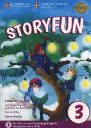 Storyfun for Movers 3 Student +...