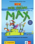 DER GRUNE MAX 2 NEU CD LIBRO DEL ALUMNO A1 - A2