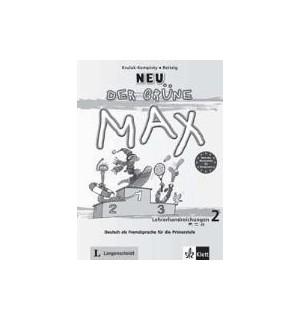DER GRUNE MAX 2 NEU GUIA DEL PROFESOR A1 - A2