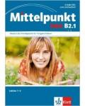 MITTELPUNKT NEU B2.1 CDS DEL LIBRO DEL ALUMNO LEKTION 1-6