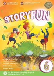 Storyfun for flyers 6 Student +...