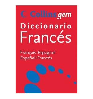 DICCIONARIO COLLINS GEM FRANCES - ESPAÑOL / ESPAÑOL - FRANCES