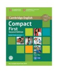 COMPACT FIRST STUDENT`S BOOK WITH ANSWERS (+CDROM) SECOND EDITION