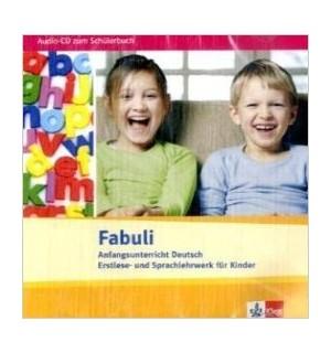 FABULI AUDIO CD