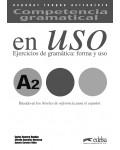COMPETENCIA GRAMATICAL EN USO A2 CLAVES