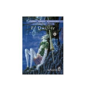 QUIJOTE EL (+CD)