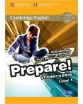 CAMBRDIGE ENGLISH PREPARE 1 STUDENT`S BOOK