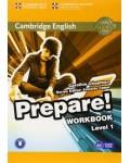 CAMBRIDGE ENGLISH PREPARE 1 WORKBOOK WITH AUDIO