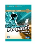CAMBRIDGE ENGLISH PREPARE 2 WORKBOOK WITH AUDIO