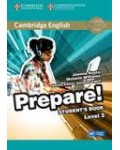 CAMBRIDGE ENGLISH PREPARE 2 STUDENT`S BOOK