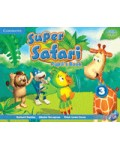 SUPER SAFARI 3 ALUMNO+DVD-ROM