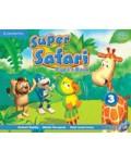 SUPER SAFARI 3 ALUMNO+DVD-ROM