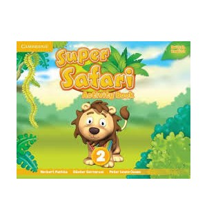 SUPER SAFARI 2 ACTIVITY BOOK
