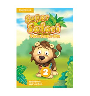 SUPER SAFARI 2 CLASS CDS