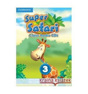 SUPER SAFARI 3 CLASS CDS