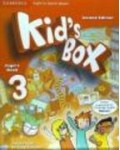 KID S BOX 3 FOR SPANISH SPEAKERS PUPIL S SECOND EDITION