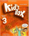 KID S BOX 3 FOR SPANISH SPEAKERS ACTIVITY BOOK WITH CD-ROM SECOND EDITION
