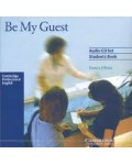 BE MY GUEST AUDIO CDS SECOND EDITION