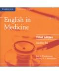 ENGLISH IN MEDICINE AUDIO CD