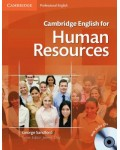 CAMBRIDGE ENGLISH FOR HUMAN RESOURCES + CDS