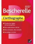 BESCHERELLE L`ORTHOGRAPHE