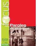 FOCUS PAROLES EN SITUATIONS A1/B2