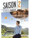 SAISON 2 LIVRE ELEVE + CD AUDIO + DVD A2+