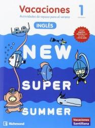New Super Summer 1 +Key +Cd