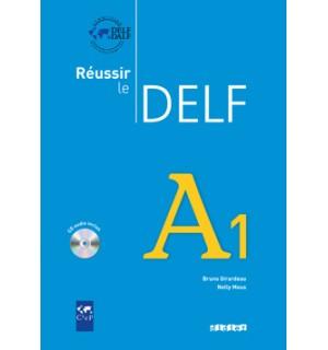 REUSSIR LE DELF A1 CD AUDIO INCLUS