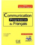 COMMUNICATION PROGRESSIVE DU FRANÇAIS NIVEAU DEBUTANT COMPLET (+CD)