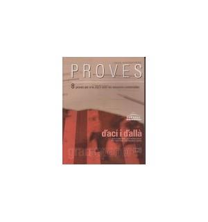 PROVES D`ACI I D`ALLA NIVEL SUPERIOR C2
