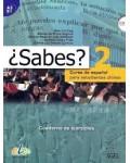 SABES? 2 CUADERNO DE EJERCICIOS (+CD)